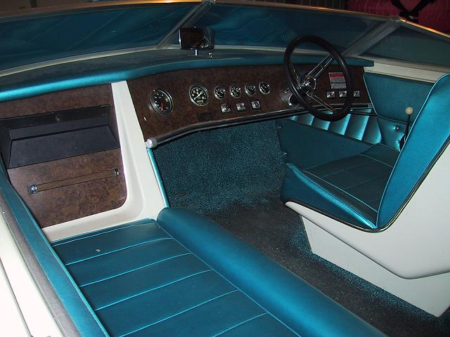 1974 Chrysler Conqueror Superbee Iii Speedboat For A
